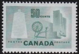Canada      .    SG    .     462          .        *     .       Ongebruikt  .   /   .    Mint-hinged  VVLH