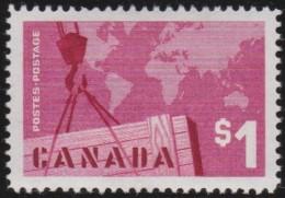Canada      .    SG    .     536         .        *     .       Ongebruikt  .   /   .    Mint-hinged  VVLH
