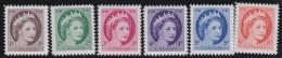 Canada      .    SG    .     463/468       .        *     .       Ongebruikt  .   /   .    Mint-hinged  VVLH - 1952-.... Règne D'Elizabeth II