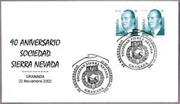 90 Aniv. Sociedad SIERRA NEVADA. Granada, Andalucia, 2002