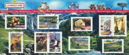 France - Frankrijk Mi 4047-4056 Kleinbogen - BLOC / FEUILLETS