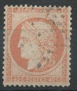 Lot N°34782    N°38, Oblit étoile Chiffrée - 1870 Siege Of Paris