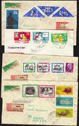 Germany DDR Kyritz / R Briefe / Children - Childhood & Youth
