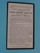 DP Zenobie-Pharaïlde CORNETTE ( Eusebius DESMYTTER ) Hoogstaede 19 Oct 1847 - Poperinghe 8 Juni 1924 ( Zie Foto´s ) ! - Religion & Esotérisme