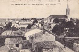 SAINT-MICHEL-en-L'HERM. - Vue Générale - Saint Michel En L'Herm