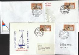 Germany Kiel 1978 / Kiel Week / Kieler Woche / Sailing / Ships