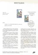 NOTICE PTT 1980 MONTAUBAN TARN ET GARONNE - Documents Of Postal Services