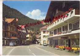 SUISSE - ZWEISIMMEN  DORFPARTIE - Suisse