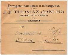 Cover * J. J. Thomaz Coelho * Agueda * Holed - Reclame