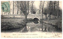 78 - EPONE -- Vue Du Pont Galant Sur La Mauldre - Epone