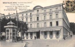 17 - CHARENTE MARITIME / Royan - Palace Hôtel - Durocher Propriétaire - Annexe Tir Aux Pigeons - Royan