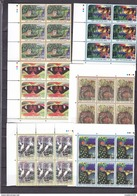 INDIA, 2017, Nature India, Fauna, Animals, Butterfly, Tiger, Set 6 V, Blocks Of 6 With Traffic Lights,  MNH, (**)