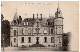 La Bussière Sur Ouche : Château De L'Oiserolles (Editeur Louis Venot, Dijon, LV N°221) - France