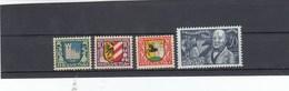 Suisse - Neufs**  -  Pro Juventute - Année 1930 - YT 246/249