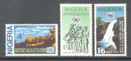 Nigeria 1969 - Michel 226 - 228 **