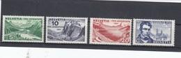 Suisse - Neufs**  -  Pro Juventute - Année 1931 - YT 250/253