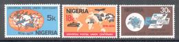 Nigeria 1974 - Michel 304 - 306 **