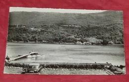 73 - Aiguebelette - ( Savoie ) - La Plage ::: Animation - Automobiles - Voitures ---------------- 411 - Francia