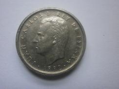 ESPAÑA .  MONEDA 100 PESETAS 1992 - [5] 1949-…: Monarchie