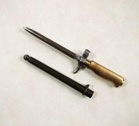 Rare  POIGNARD De TRANCHÉES  LEBEL  Des  POILUS - Knives/Swords