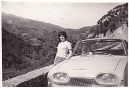 FORD TAUNUS - FOTOGRAFIA DEGLI ANNI '60 - Automobili