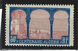 263**   Centenaire De L'ALGÉRIE FRANÇAISE - Nuevos
