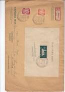 0001 SOBRE CIRCULADO DANZIG DAPOSTA 1937 - Cartas