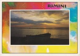 Cartolina -  Rimini - Incanto Della Rivirera Adriatica. - Rimini