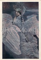 Painting By M. Vrubel - The Swan Princess , 1900 - Russian Art - 1940 - Russia USSR - Unused - Schilderijen