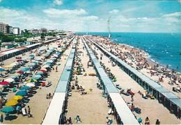 Cartolina -  Riccione L'mmensa Spiaggia - Rimini