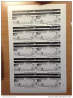 "ST - VINCENT 1987 FOOTBALL SOCCER FUSSBALL SHEET Of 10 BARCLAY'S PREMIER LEAGUE CLUB "" TOTTENHAM HOTSPUR "" PROOF ESSAI"