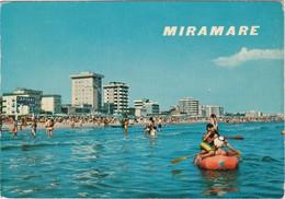 Cartolina - Rimini Miramare . - Rimini