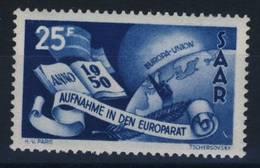 SARRE    N°  277 - 1947-56 Occupation Alliée