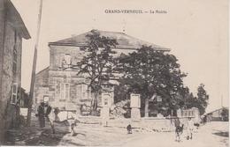 55 - GRAND VERNEUIL - LA MAIRIE - Verdun