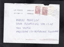 FRANCE / REPUBLIC OF MACEDONIA (MACEDOINE LEX REPUBLIQUE YOUGOSLAVIE) **