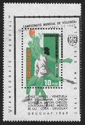 Championnat Du Monde De Voley En Uruguay 1969