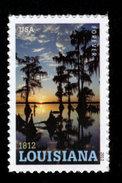 USA, 2012 Scott #4667, Louisiana Statehood, Forever Single, MNH, VF - Unused Stamps