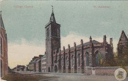 ST ANDREWS -COLLEGE CHURCH - Fife