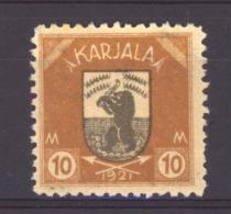 Finlande  -  Carélie  :  Yv  12  * - Finlande