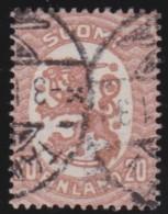 Finland    .     Yvert     124      1928-29        .          O        .        Gebruikt    .   /   .     Cancelled