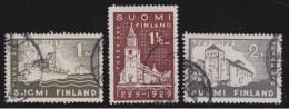 Finland    .     Yvert      136/138       .          O        .        Gebruikt    .   /   .     Cancelled