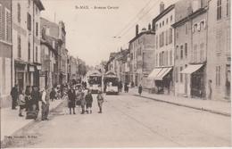 54 - SAINT MAX - AVENUE CARNOT - France