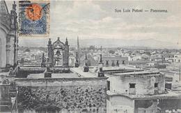 SAN LUIS POTOSI  -  Panorama 1907 - México