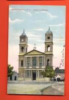 IAJ-10  BAHIA BLANCA  Iglesia La Marced. Used. To France - Argentina