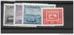 1951 MNH Canada, Postfris**
