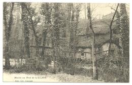 CPA  Haute-Vienne, Moulin Au Bord De La Glane, Circulée En 1919 - Saint Junien