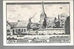 59 BAUVIN 1914 / 1916 - France