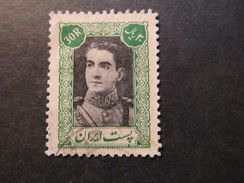 1942/46 - IRAN - MOHAMMAD REZA SHAH PAHLAVI - SCOTT 905 A69 30R - Iran