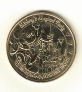 Monnaie De Paris 77.Disneyland N°18 - Mickey's Magical Party 2010 - 2010