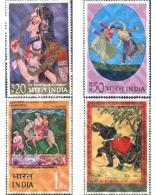 Ref. 325868 * MNH * - INDIA. 1973. PAINTING . PINTURA